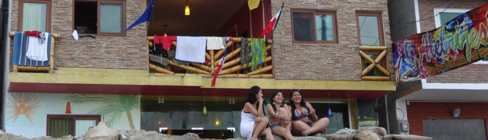 Hotel Alebrijes, Montañita